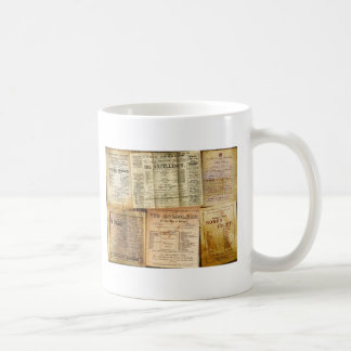 The Playbills Coffee Mug