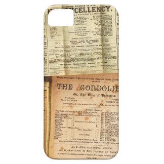 The Playbills iPhone SE/5/5s Case