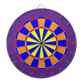 The Player Dart Board