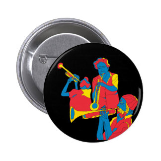 the players 2 inch round button