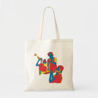 the players budget tote bag