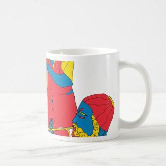 the players classic white coffee mug