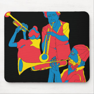 the players mouse pad
