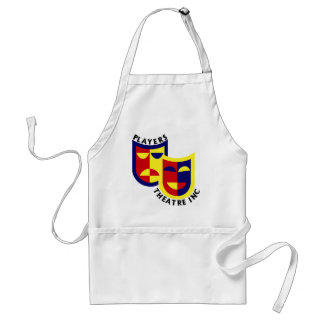 The Players Theatre Adult Apron