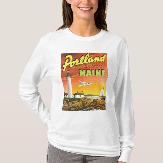 The Playground Metropolis T-Shirt