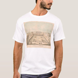 The Plaza, Portsmouth Square, S.F. (1335A) T-Shirt