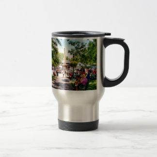 The Plaza Santa Fe New Mexico Travel Mug