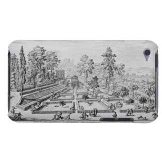 The pleasure garden and Pavilion of Pope Pius IV ( iPod Touch Cover