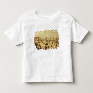 The Pleasures of Winter Toddler T-shirt