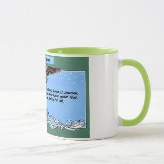 "The ""Pledge of Allegiance"" Mug"