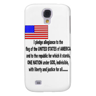 the pledge of allegiance samsung galaxy s4 cover