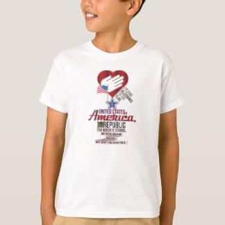 The Pledge of Allegiance T-Shirt