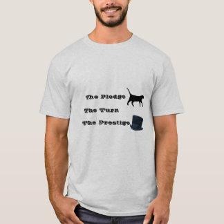 The Pledge...The Turn...The Prestige T-Shirt