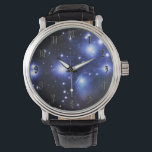 """The Pleiades Watch<br><div class=""""desc"""">Dress up your attire with the beauty of the Universe!</div>"""
