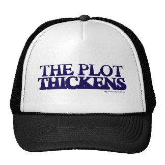 The Plot Thickens Trucker Hat