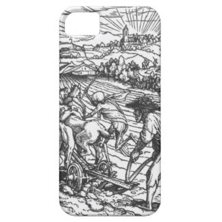 The Plowman by Hans Holbein the Younger iPhone 5 Case
