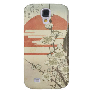 The Plum Tree and The Rising Sun Galaxy S4 Cover