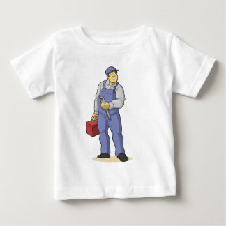 The Plumber Baby T-Shirt