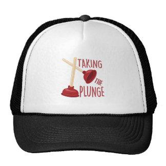 The Plunge Trucker Hat