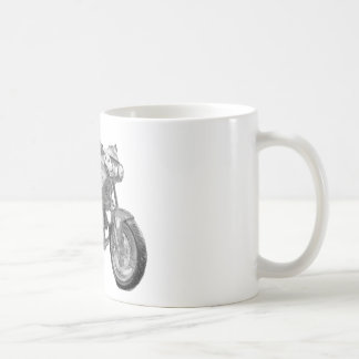 (The plural commodities are selected,) the motorcy Coffee Mug