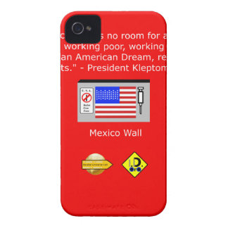 The Plutocracy in America Case-Mate iPhone 4 Case