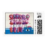 The PNKs 2 Postage Stamp