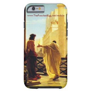 "The Poached Egg (mobile) ""Ecce Homo"" iPhone Case"