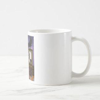 The Poe Show Coffee Mug