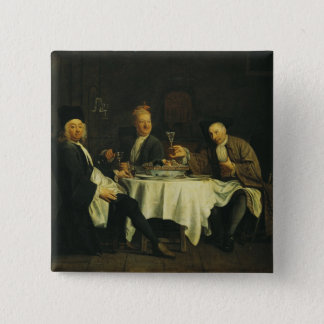 The Poet Alexis Piron  at the Table Button