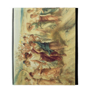 The Poet Anacreon (570-485 BC) with his Muses, 189 iPad Cases