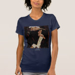 The Poet By Schiele Egon T-shirts