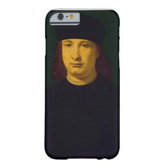 The Poet Casio, c.1495-1500 (oil on panel) iPhone 6 Case