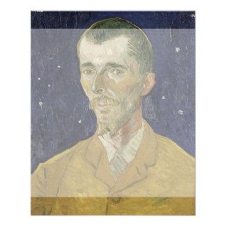 The Poet Eugene Boch by Vincent Van Gogh Flyer