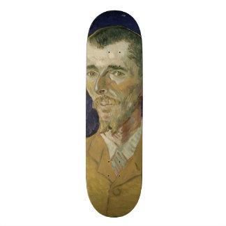 The Poet Eugene Boch by Vincent Van Gogh Skateboard