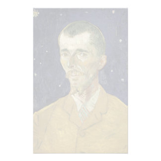 The Poet Eugene Boch by Vincent Van Gogh Personalized Stationery