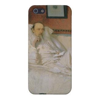 The Poet Nikolay Alekseyevich Nekrasov Cases For iPhone 5