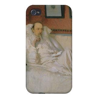 The Poet Nikolay Alekseyevich Nekrasov iPhone 4/4S Covers