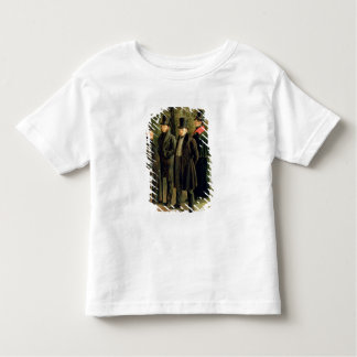 The Poets Aleksandr Pushkin Toddler T-shirt