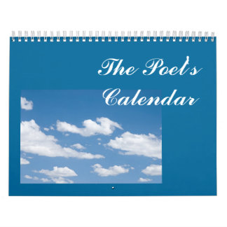 The Poet's Calendar