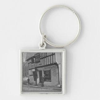 The Poet's Corner Keychain