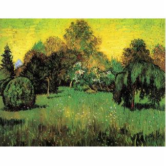 The Poet's Garden by Vincent van Gogh. Statuette