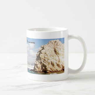 The point at Cabo San Lucas Coffee Mug