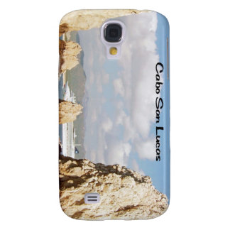The point at Cabo San Lucas Galaxy S4 Case