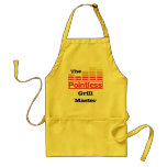 The Pointless Grill Master Apron