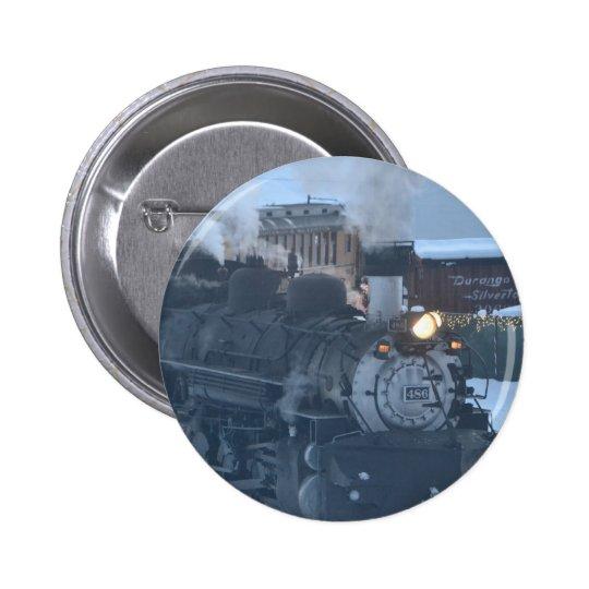 The Polar Express Engine Button