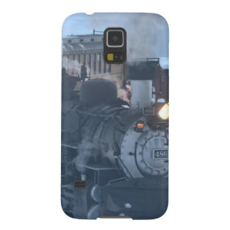 The Polar Express Engine Galaxy S5 Cover