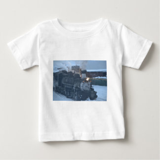 The Polar Express Engine T-shirts