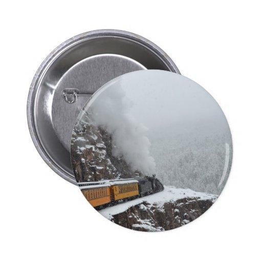 The Polar Express Rounds the Bend Button
