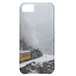 The Polar Express Rounds the Bend Cover For iPhone 5C