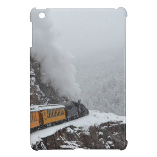 The Polar Express Rounds the Bend iPad Mini Cover